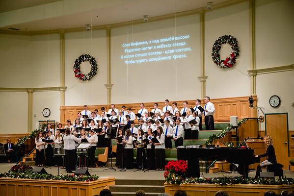 2014-12-21 Рождество - участие подростков