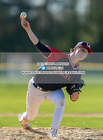 5/8/2019 - Varsity Baseball - Lawrence Academy vs Brooks