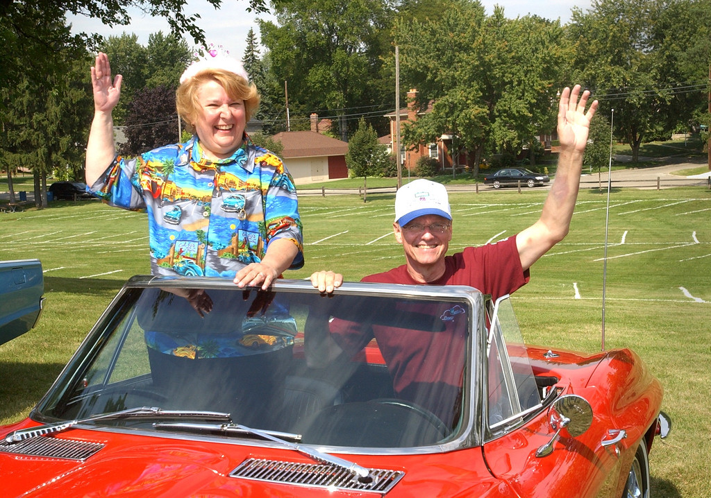 . Barbara and Tony Wheeler of Roayl Oak, have been 
