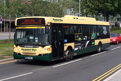 Bus Operators in Wales (Update 22.08.2018)