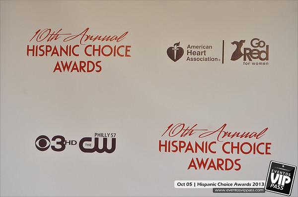 Hispanic Choice Awards | Sat, Oct 05