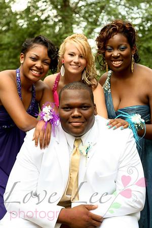 Gray Prom