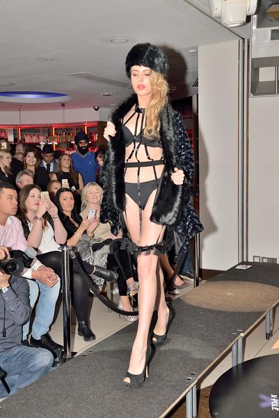 Lily's Design @ @ London Fashion Week SS 2015 - Catwalk society