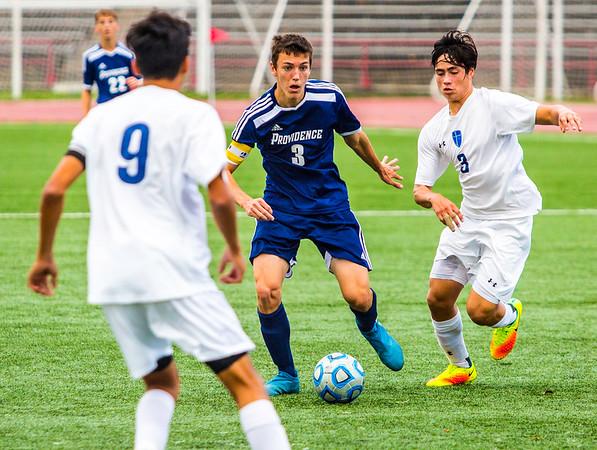 Class A Soccer State Championship - Providence v. Mishawaka Marian