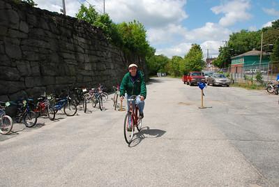 2014 Blackstone Bike and Blues - Start