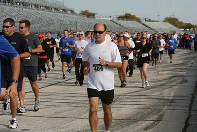 Milwaukee Police Endurance 5k and 1 Mile Scarecrow Shuffle