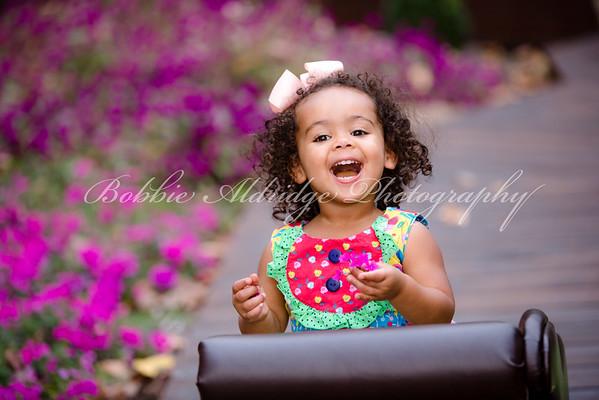 Hadley age two