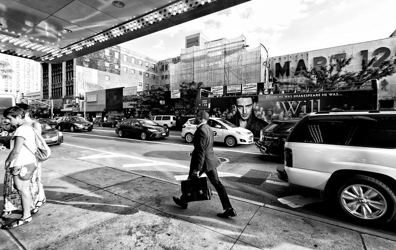 shooting with my feet Harlem, Bronx, Brooklyn and Manhatten