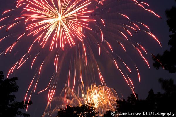 Fireworks - July 4, 2021