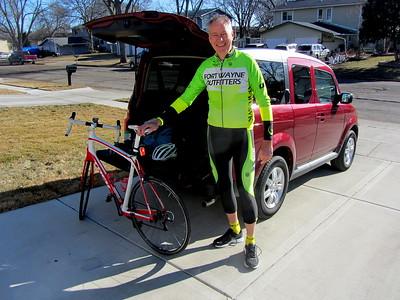 Allen Haynes & Bill Lambert visit Wisconsin 2015