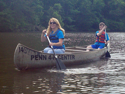 Betsy Jeff Penn 4-H Feidl Trip 053014