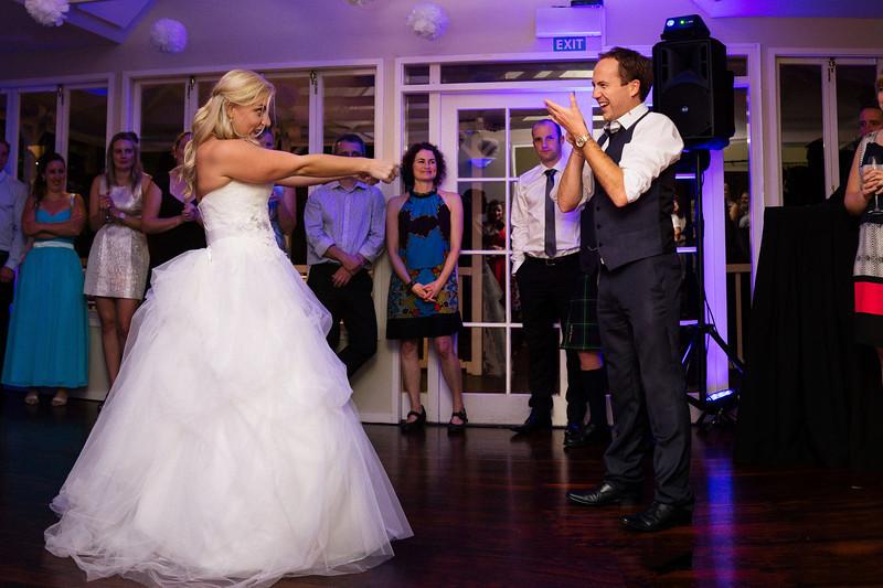 Adam & Katie's first dance