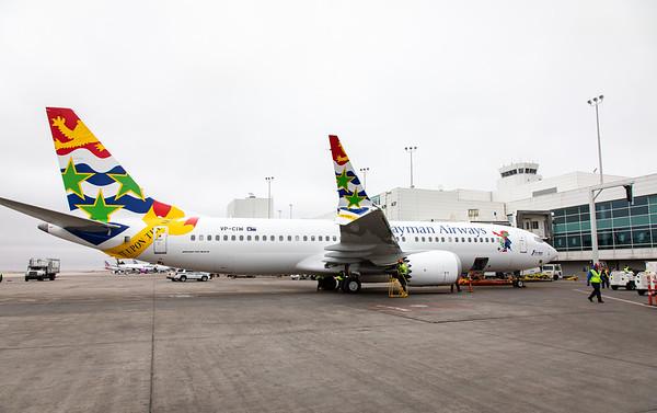 Current Cayman Airways
