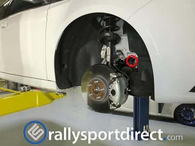 Turbosmart BOV Install