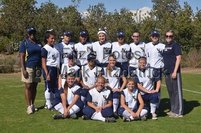 Freshman Team Photos