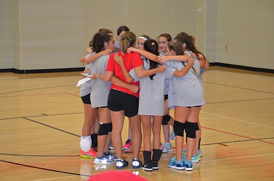 volleyball scrimmage  08312017