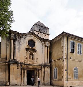 Saint-Paul Asylum, Saint-Rémy