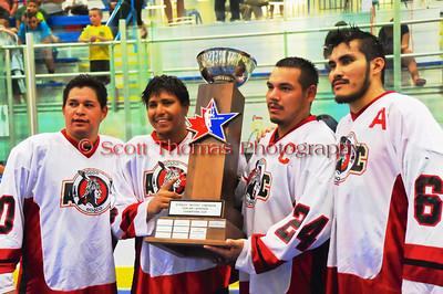Onondaga Redhawks Box Lacrosse