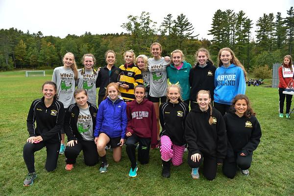 Awards Woods Trail Run 2016-10-01