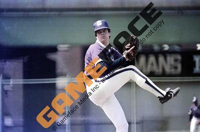 1981-1982 Men's Baseball