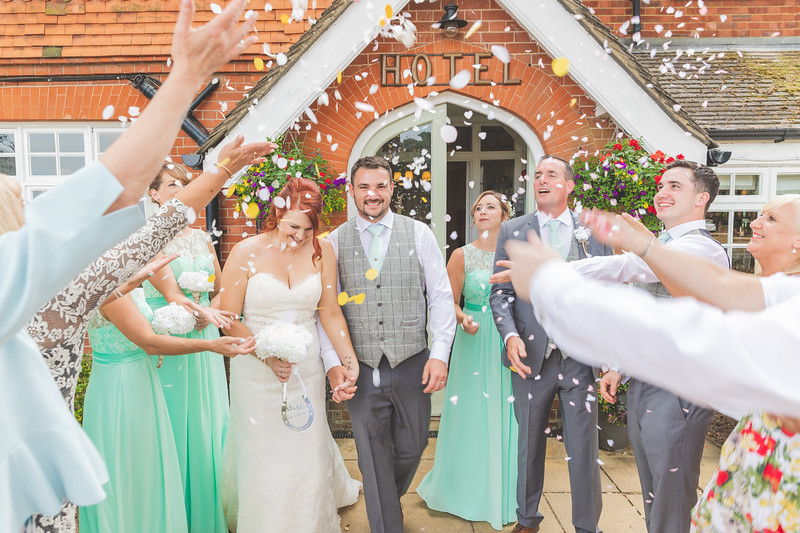 July 28 - Alana and Sam wedding
