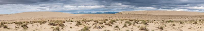 Giant Dunes In Kobuk Natioanl Park