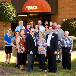 Hager Int. grand opening