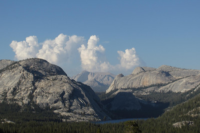July 2012 Western Mojave Desert & Yosemite National Park
