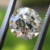 2.05ct Old European Cut Diamond GIA K VS2 17