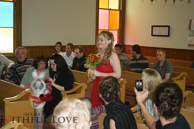 Kristina and David 10-17-09