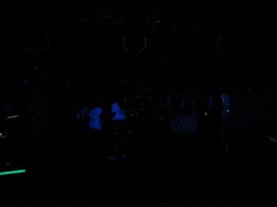 Kirkpatrick Sweet 16 Blacklight Party