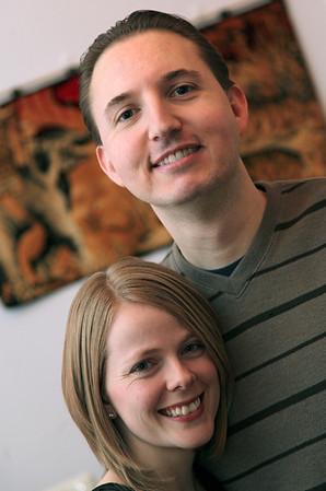 Brian and Sarah