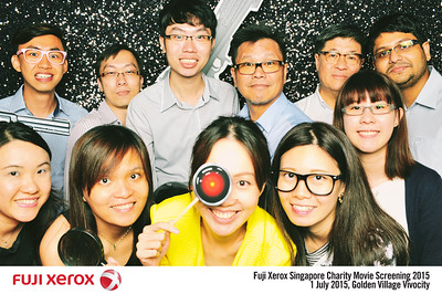 Fuji Xerox Charity Movie Screening