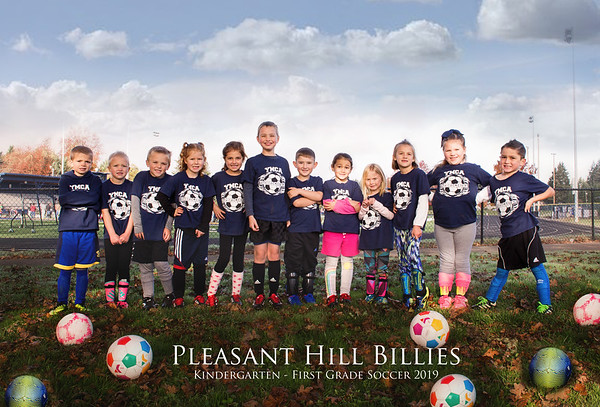 PH Kindergarten/First Grade Soccer