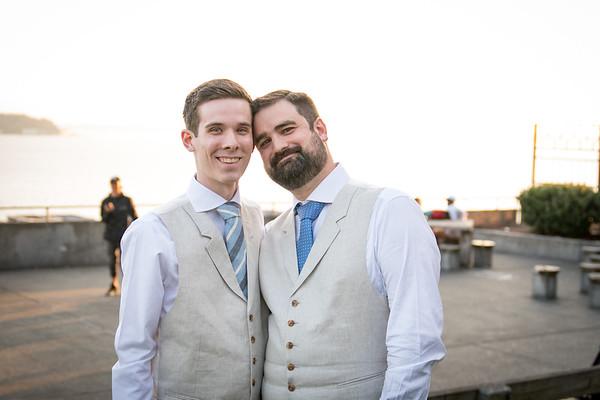 Ron and Matthew Wedding 2019