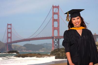 Eileen Graduation Pictures (San Francisco)
