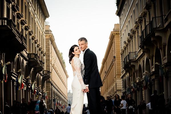 Carlo Alberto + Veronica // Post Wedding