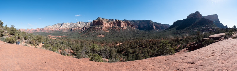 2018-11 Sedona, Broken Arrow Trail