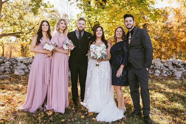 Scheffler Wedding 10.19.19