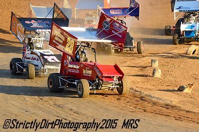 Hamlin Speedway 06.06.15 MRS