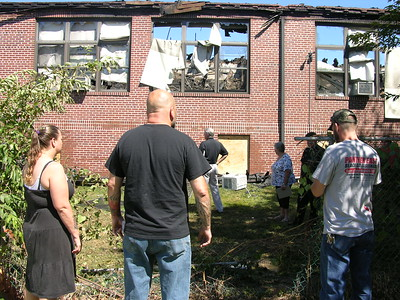 PHOTOS: Fire at Our Lady of Angels School in Ridley