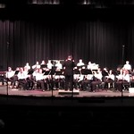 CSMS Band UIL Concert Contest @ CSHS 04/11/2014