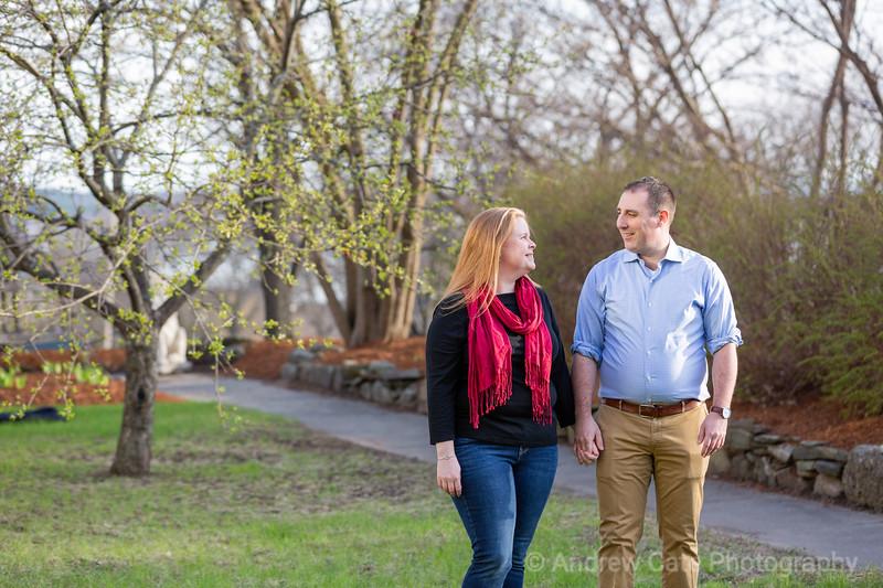 Mallory & Caleb - Engagement Session