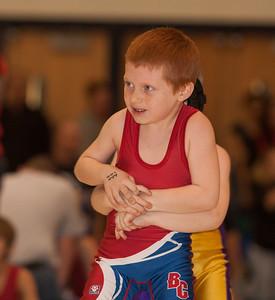 Cedar Cliff Youth Wrestling at CC