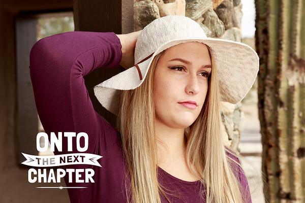 Katie Mallory Senior Portraits