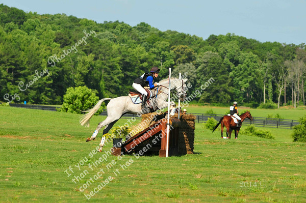 ABBY HAMBLIN AND SILVER FLASH #8