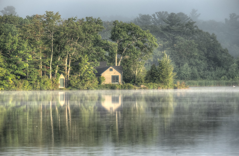 Lake Nipmuc Pond: Mendon MA