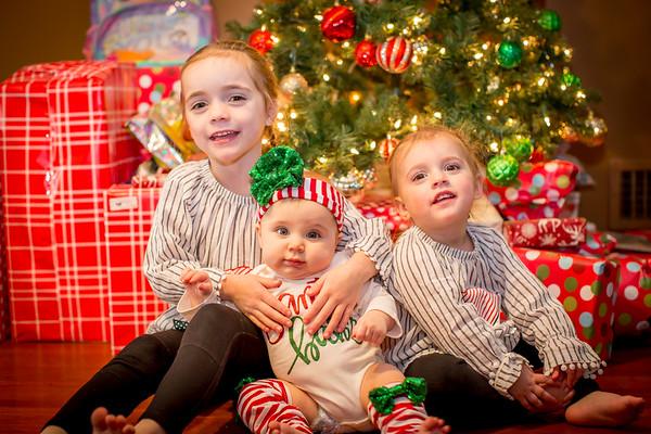 Rylan 1st Christmas 2o18