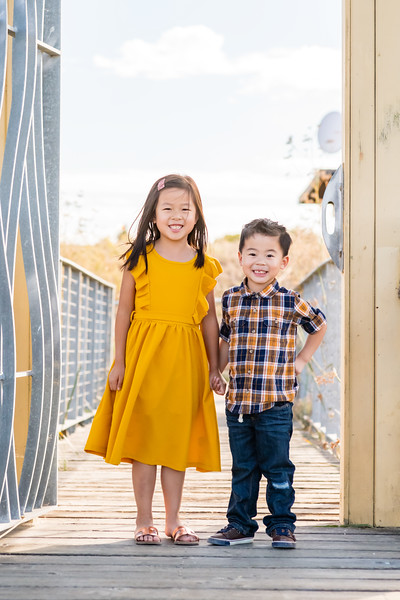 The Cheng Family - October '19