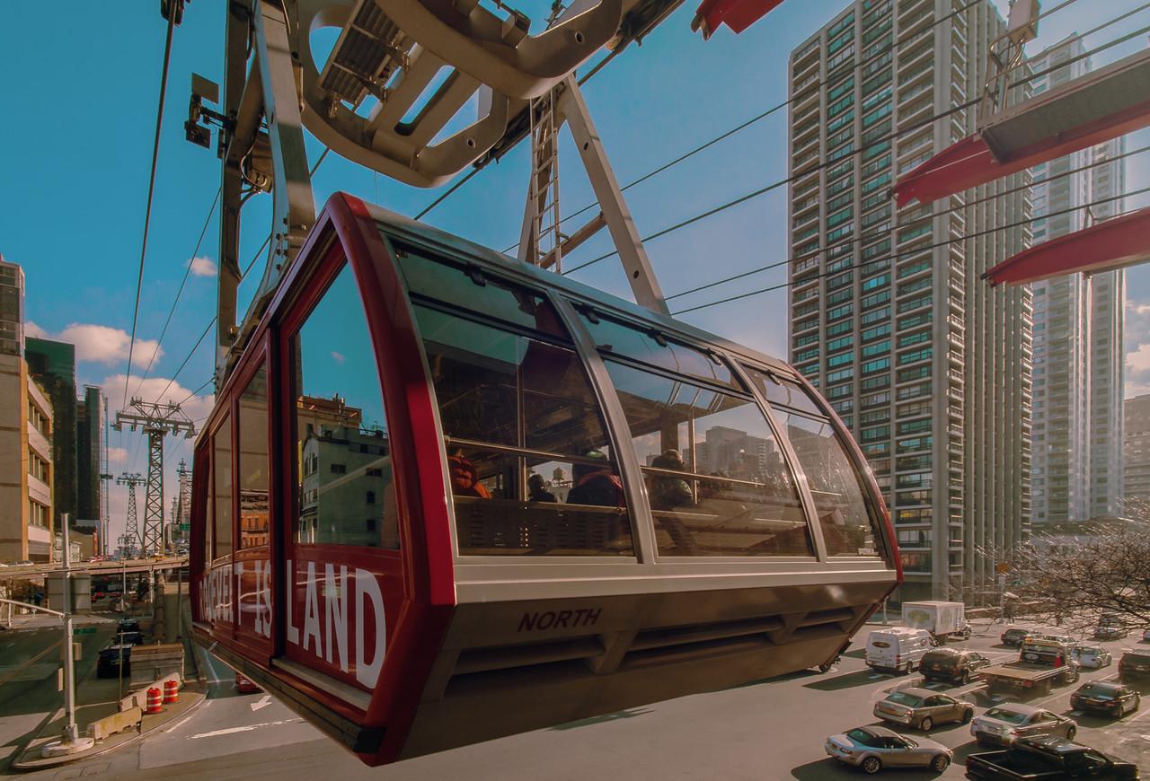 Roosevelt Island Tramway NYC